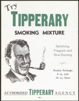 #SIGN064 - Tipperary Smoking Mixture Sign