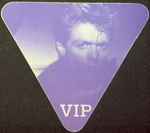 #MUSIC147  - Triangular 1984 Bryan Adams Reckless (Summer of '69) Tour OTTO Backstage Pass