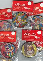 #TY074 - Eight Carnival Prize Patience Puzzles