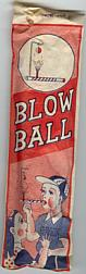 #TY067 - 2 Different Blow Ball Toys