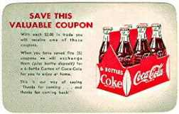 "#CC023 - ""Valuable"" Free Coca Cola Carton Coupon"