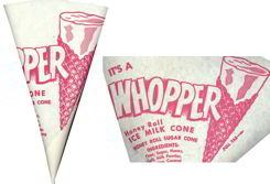 #PC065 - Whopper Sugar Cone Holder