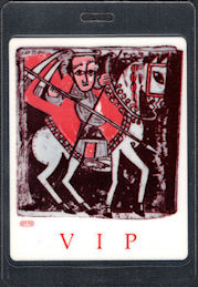 ##MUSICBP0390 - Uncommon Laminated Paul Simon OTTO Backstage VIP Pass from the 1989 Graceland Tour