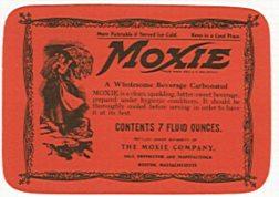 #ZLS047 - Old Moxie Label