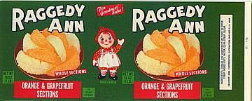#ZLCA003 - Raggedy Ann Can Label