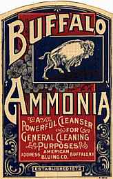 #ZBOT013 - Buffalo Ammonia Label