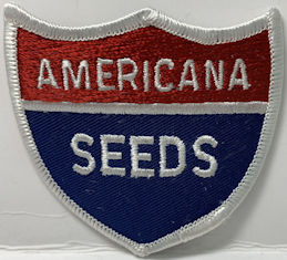 #MS340 - Cloth Patch for Americana Seeds - Madison, WI