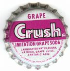 #BC021 - Grape Crush Cork Lined Bottle Cap