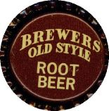#BC026 - Brewers Old Style Root Beer Cap - As low as 5¢ each