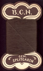 #CS256 - Very Old German Thread Card