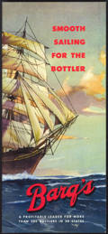 #SOZ080 - Large Barq's Root Beer Bottler Sales Brochure