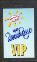 ##MUSICBP0346  - 1994 The Beach Boys Laminated Backstage Pass from the Beach Boys 1994 Tour