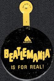 ##MUSICBG0115 - Beatlemania Pinback