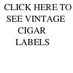 Labels - Cigar