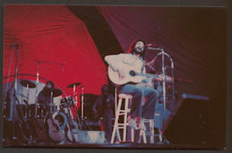 ##MUSICBG0076  -  Unused 1978 Cat Stevens Postcard