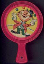 #TY379 - Clown Mirror Toy