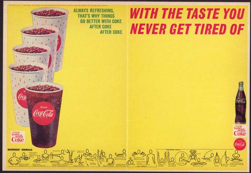 #CC270 - Unused Coca Cola High School Football Program