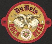 #ZLBE087 - Scarce Du Bois Bock Beer IRTP Label