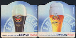 #SP069 - Erdinger Wheat Beer Coaster