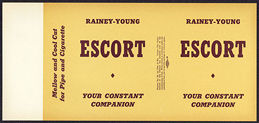 #ZLT034 - Escort Pipe/Cigarette Tobacco Box Label