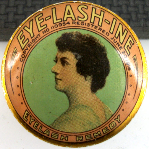 #CS347 - Eye-Lash-Ine Eyelash Remedy Tin