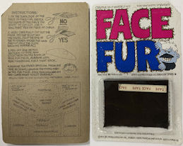 #TY807 - Face Fur Disguise Kit - Imagineering