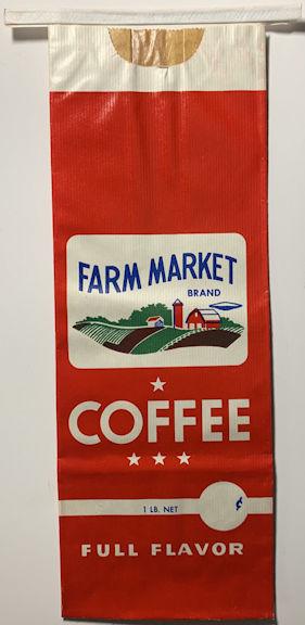#CS021 - Farm Market Coffee Bag
