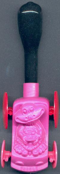 #TY621 - Ralston Cereal Freakies Balloon Car Giveaway - Gargle