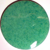 #BEADS0529 - Mammoth 45mm Speckled Plastic Cabochon - As low as 25¢ each