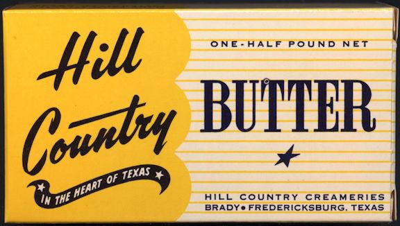 #DA093 - Hill Country Butter Box