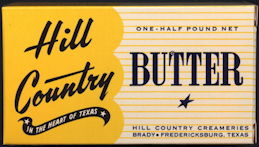 #DA093 - Hill Country Butter Box
