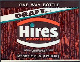 #ZLS055 - Hires Root Beer Label