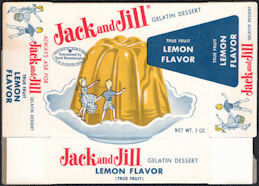 #CH048 - Group of 12 Jack and Jill Jello Boxes
