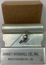 #CS454 - Janney-Marshall Kutto Jr. Advertising Carton Opener in Original Box