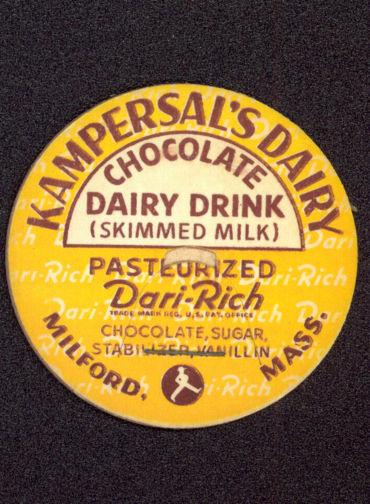 #DC112 - Kampersal's Dairy Chocolate Milk Cap