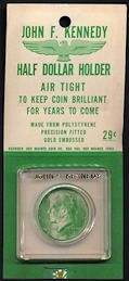 #PL305 - 1964 John F. Kennedy Half Dollar Holder
