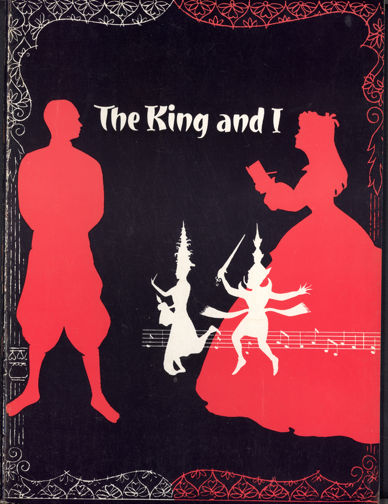 #ZZB068 - The King and I Souvenir New York City Center Program