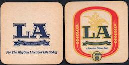 #SP075 - LA Beer Coaster