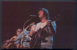 ##MUSICBG0081  -  Unused 1978 John Sebastian (Lovin Spoonful) Postcard - As low as $1 each