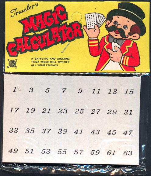 #TY788 - Magic Calculator Trick