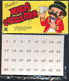 #TY788 - Magic Calculator Trick
