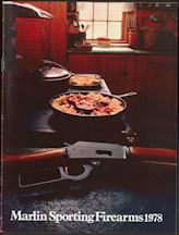 #MS275 - 1978 Marlin Sporting Firearms Catalog