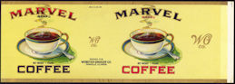 #ZLCA200 - Marvel Brand Coffee Can Label