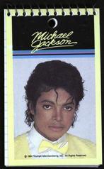 ##MUSICBG0110 - Michael Jackson Memo Pad - Thriller