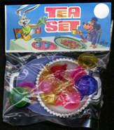#CH247 - Mickey Mouse Bugs Bunny Tea Set