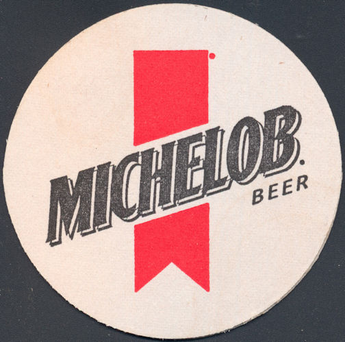 #SP063 - Michelob Beer Coaster - As low as 10¢ each