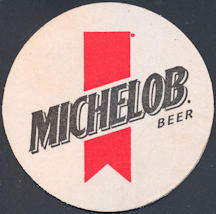 #SP063 - Group of 12 Round Michelob Beer Coasters