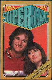 #CH403 -  Supermag Vol 4 No 6 Mork and Mindy Issue