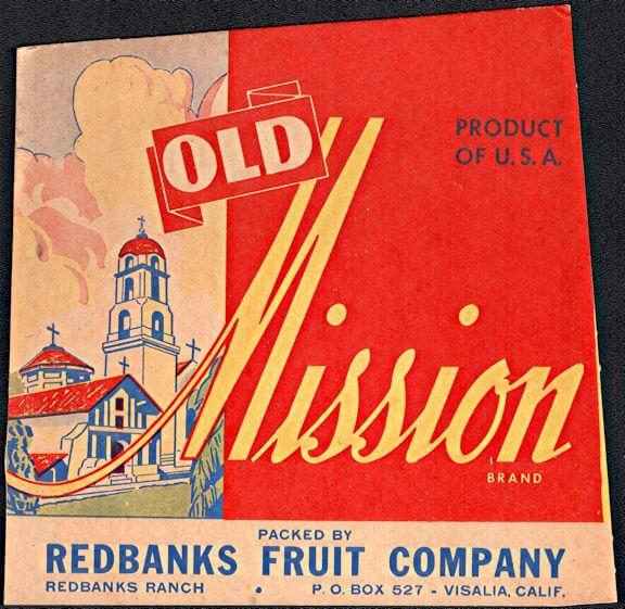 #SIGN214 - Old Mission Grapes Sign