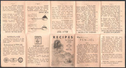 #ZZZ194 - Group of 2 Pen-Jel Brochures with Jelly Recipes